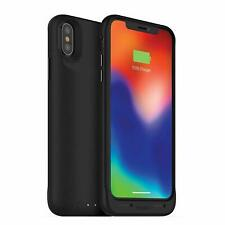 Mophie Juice Pack Air for iPhone X (Black)  MFR # 401002004 Battery Case