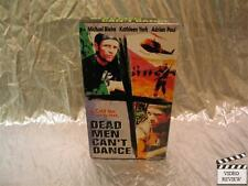 Dead Men Can't Dance VHS Michael Biehn Kathleen York Adrian Paul