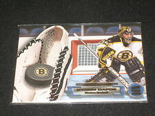BYRON DAFOE 2000 NET FUSIONS AUTHENTIC PACK PULLED CERTIFIED HOCKEY CARD RARE