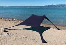 Shades X-Large Beach Shelter Navy | Sun Shade