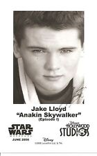 2008 Disney Star Wars Weekend Jake Lloyd (Anakin Skywalker Episode I) Photo