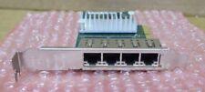 Fujitsu Quad-Port Gigabit network card D2745-A11 S26361-D2745-A11