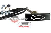 Bonnet Release Cable NON-TWIST Holden HQ HJ HX HZ WB Torana LX  +Grommet +Spring