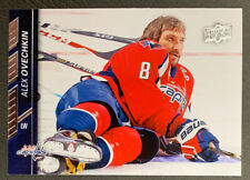 2015-16 Upper Deck Hockey - #185 Alex Ovechkin - Washington Capitals