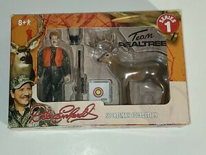 Dale Earnhardt Sportsman Collection Team Realtree Series 1 Deer rifle Hunter NEW