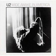 CD U2- wide awake in america 042284247924