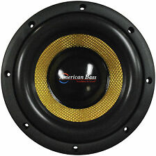 """American Bass VFL8D4 8"""" Competition Woofer 800w Max"""