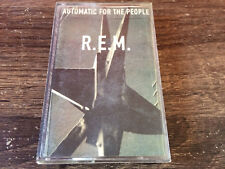 R.E.M. - Automatic For The People CASSETTE TAPE / Made In Philippines REM