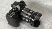 Olympus OM-D E-M1 Mark II Mirrorless Camera Pro Lens Kit EMS w/ Tracking NEW