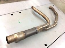 Modified Cat Removed 2017-18 OEM Harley Electr Glide Exhaust Header Stock Pipes