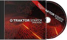 ✅ Native Instruments Traktor Scratch Pro Control CD MK2