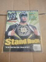 WWE Magazine The Hurricane Randy Orton Chris Jericho April 2003