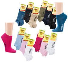 Bamboo Sneaker Socks, for Women and Men