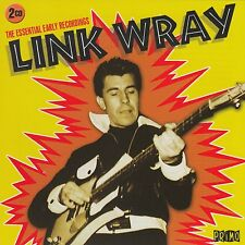 Link Wray - Essential Early Recordings [2xCD Album]