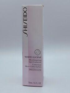 Shiseido White Lucent Micro Targeting Spot Corrector Serum 50 ml 1.6 fl oz. NIB