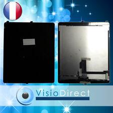 """Vitre tactile + lcd pour iPad Pro 12,9"""" noir bouton home et flex cable soudé"""