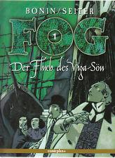 Fog Softcover Comic Nr. 1 - 8 zur Auswahl Comicplus Verlag Neuware