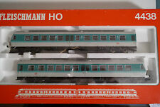 FLEISCHMANN 4438 DIESEL TRAIN SET, SCALE HO