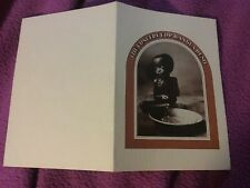 BANGLA DESH BEATLES DYLAN 1972 MOVIE PREVIEW INVITE SF CA NMINT RARE CLEAN VTG!