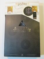 Harry Potter Invisibility Cloak Set In Exclusive Gift Box Package Brand New