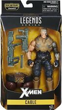 X-Men Marvel Legends Cable Juggernaut BAF Wave NEW