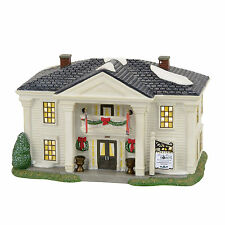 Dept 56 Jack Daniel's Miss Mary Bobo's Boarding House Lit Building 4056650 New
