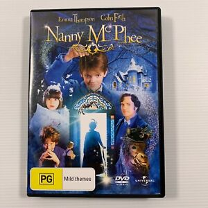 Nanny McPhee (DVD, 2006) Emma Thompson Colin Firth Region 2,4,5