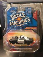 2009 Jada Battle Machines '69 1969 Chevy Chevrolet Camaro SS Police Diecast 1/64