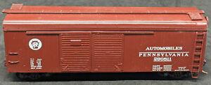 Athearn Menzies: Pennsylvania Automobiles #290811 PRR BOXCAR.  VINTAGE HO 1960's