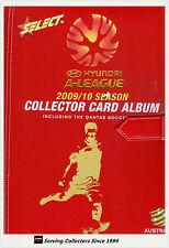 2009 10 a League Soccer Official Album