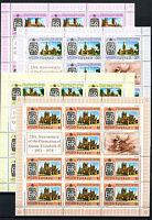 Tuvalu 1978 Coronation 25th Anniv MNH Sheetlets  Set #R560