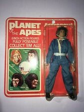 Mego  PLANET OF THE APES ASTRONAUT   Action Figure  original card