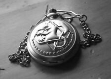 FULL METAL ALCHEMIST OROLOGIO TASCHINO EDWARD DANTE COLLANA