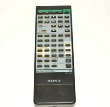 Sony RM-U451 Remote Control Audio System TV Tuner Video CD Phono Tape Function