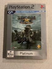 Socom U.S Navy Seals Sony PlayStation 2 Console Game PAL PS2