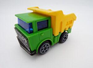Vintage 70's Nomura Japan Mighty Mo Friction Dump Truck Ideal Toys