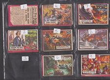 Civil War News Cards VGC £0.99...  PICK THE CARDS YOU NEED 41MM version