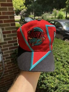 Vintage Detroit Vipers Top of the World Wool Snapback Hat Cap IHL Hockey RARE