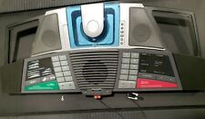 Proform 765i Interactive treadmill display console cd player
