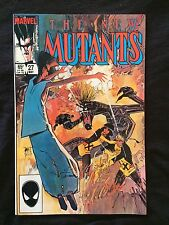New Mutants #27 (Marvel, May 1985) 2nd Appearance Legion