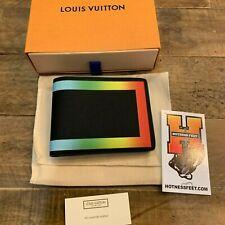 Louis Vuitton X Virgil Abloh Wallet MCA Chicago