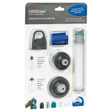 LifeStraw Universal 2-stage water filtration technology