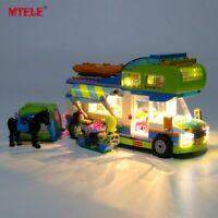 LED Light Up Kit For LEGO 41339 Friends Mia's Camper Van Lighting Friends Mia