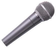 Behringer XM8500 Dynamic Cardioid Vocal Microphone Mic PROAUDIOSTAR