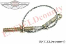 HAND BRAKE CABLE PULL TO STOP 12.5'' MAHINDRA TRACTORS SPARES2U