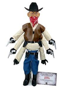 SIX-SHOOTER Puppet Master PROP REPLICA Horror Doll Full Moon Original Series