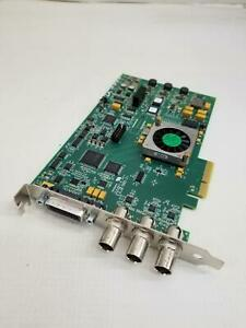 AJA KONA LHE+-R0 Analog/HD-SDI PCI-E Video Capture Card[