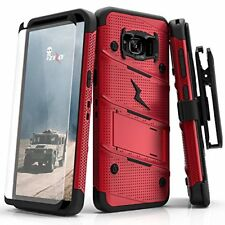 For Samsung Galaxy S8 Plus Case Heavy Duty Shockproof Cover Screen Protector