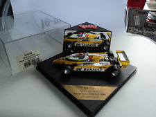 Quartzo 1/43 Renault RE23 #15 J.P. Jabouille 1st Austria Gp 1980 Q4038