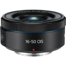 Samsung 16-50mm Power Zoom ED OIS Lens Black